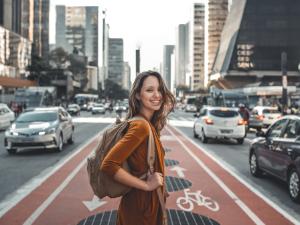 Wanita Solo Traveling
