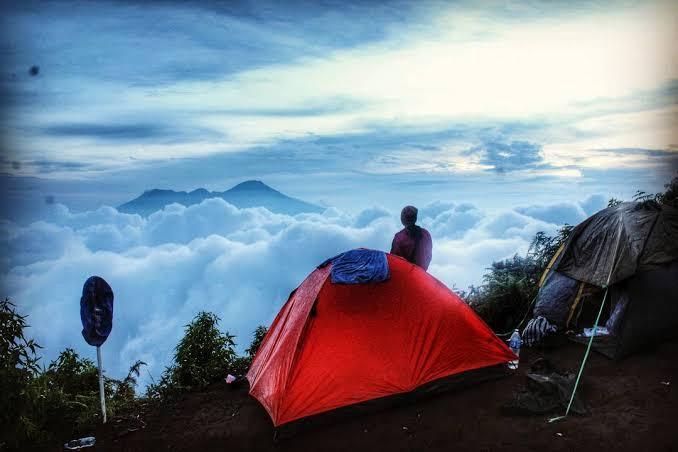 tempat camping batu malang