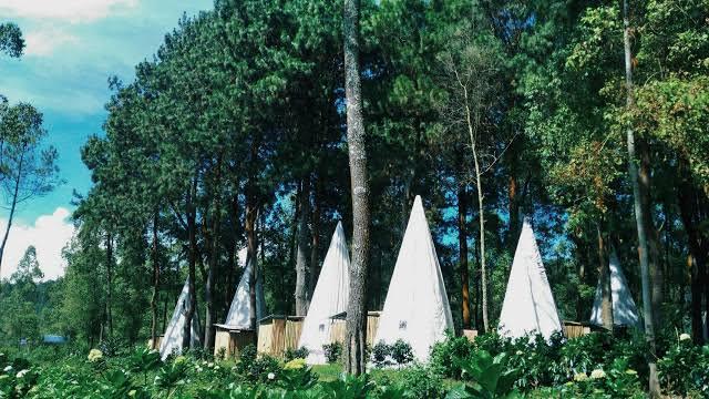 tempat camping murah di malang
