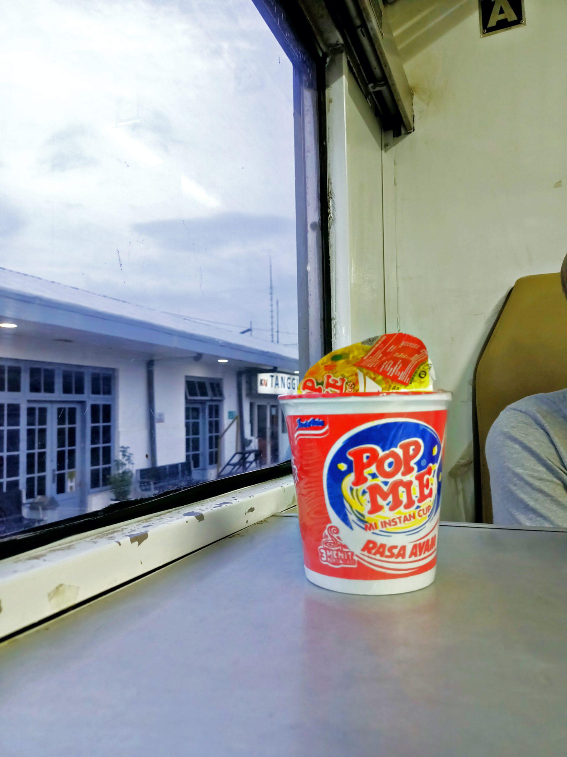 Cerita perjalanan Surabaya Jember naik Kereta Api Sri Tanjung
