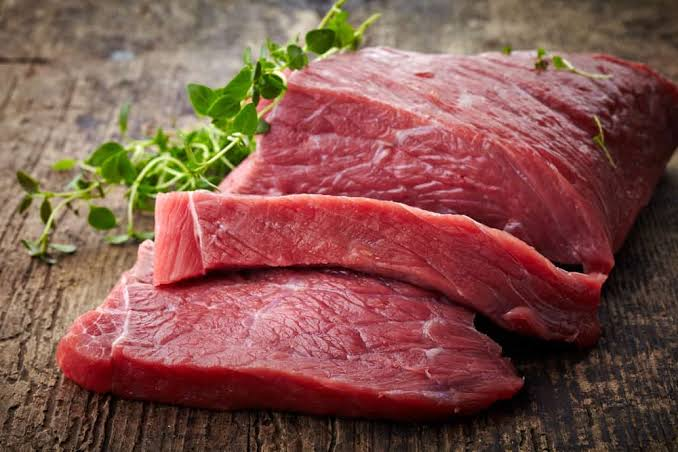 Daging sapi sehat